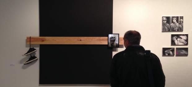 Exposición en el Centre del Carme, parte de la III València Ciutat Vella Oberta