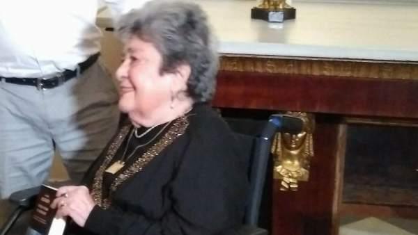 Claribel Alegría, Premio Reina Sofía