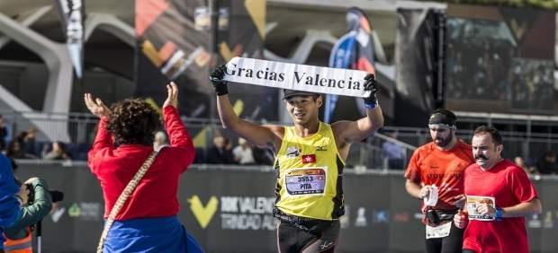 València aprofita la Marató per a promocionar-se com a destinació turística esportiva
