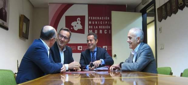 Reunión PSOE-Federación de Municipios