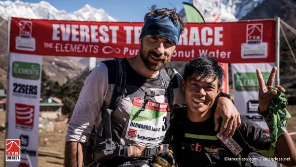Suman Kulung y Luis Alberto Hernando