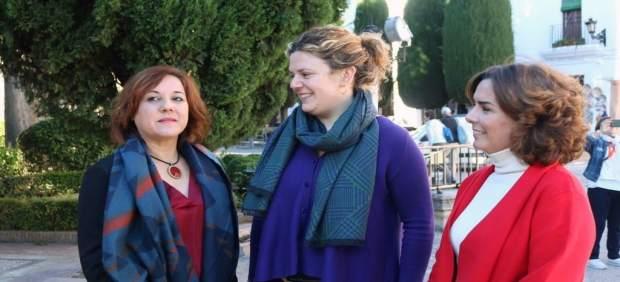 Estefanía Merino Eva Rodríguez Teresa Valdenebro Ronda