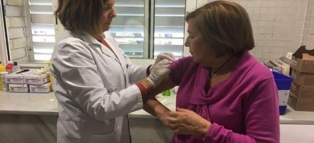 Foto/ Comienzo Campaña Vacunación Gripe