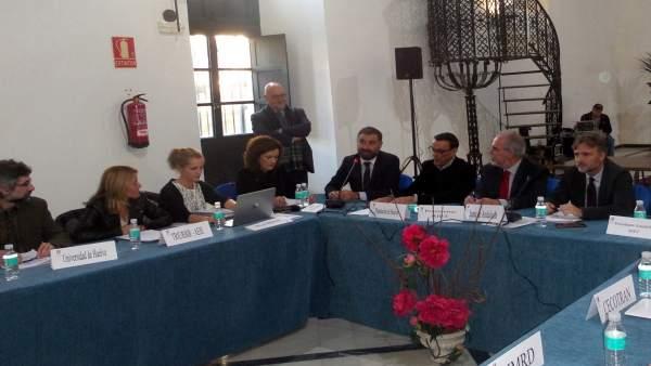 Nota De Prensa Y Fotos Asamblea General Riet En Moguer