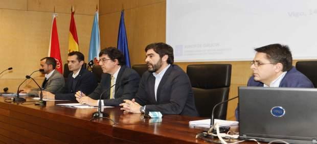 Reunión con ayuntamientos afectados por la sequía en Vigo