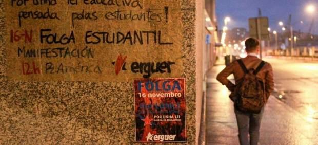 Convocatoria de huelga del sindicato Erguer