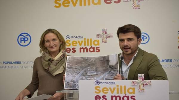 Beltrán Pérez pide proteger el auditorio de Higuerón Sur.