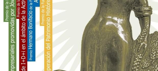 Cartel de los Premios 'Ricardo López Crespo', de Fundación Caja Rural del Sur