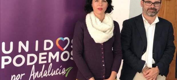 Eva García Sempere y Alberto Montero