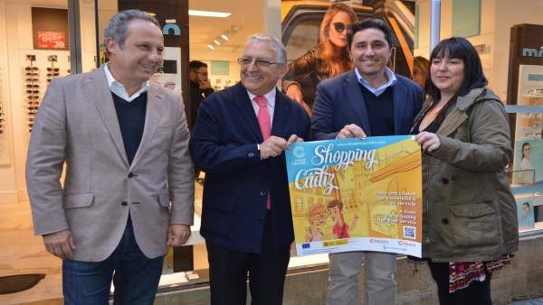 Presentación de 'Shopping Cádiz'