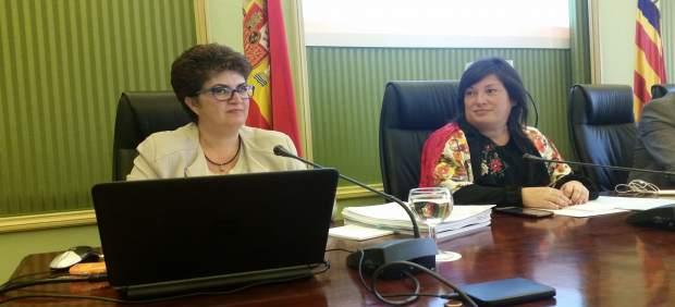 La Directora De La Agencia Tributaria De Baleares, Maria Antònia Truyols