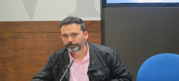 El concejal de Seguridad Ciudadana de Oviedo, Ricardo Fernández.