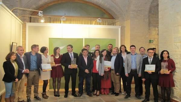 Premios Emprende e Innova de la Diputación de Jaén
