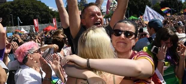 Matrimonio entre personas del mismo sexo en Australia