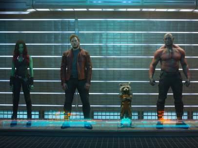 11. 'Guardianes de la galaxia' (2014)