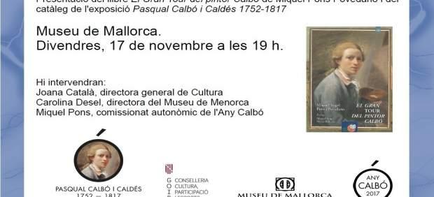 Museo de Mallorca Año Calbo