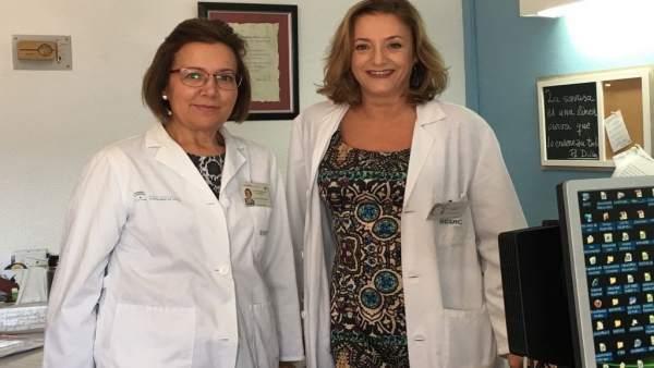 Responsables de Cuidados Paliativos en Linares