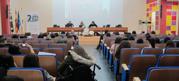 Jornadas de violencia y jóvenes en Cáceres