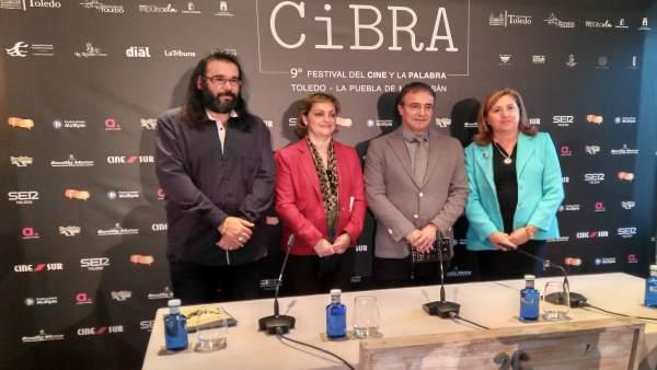 Presentación Festival del Cine y la Palabra CiBRA