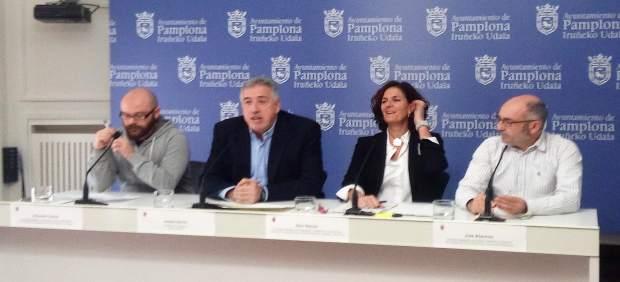 Joseba Asiron presenta la propuesta de nueva Ordenanza de Movilidad