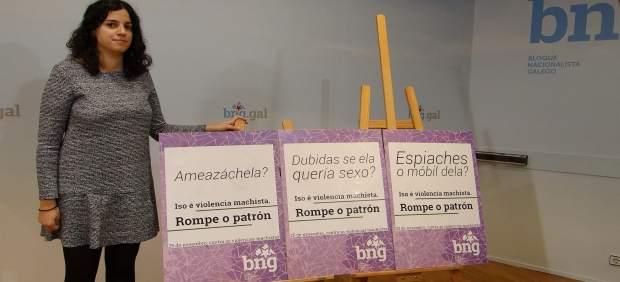 O Bng Presenta A Campaña Contra A Violencia Machista Dirixida Aos Agresores