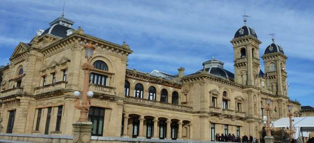 Ayuntamiento donostiarra.