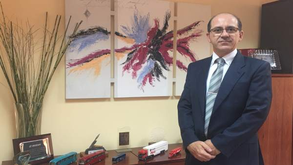 Secretario general de la Fet de Canarias, José Ángel Hernández