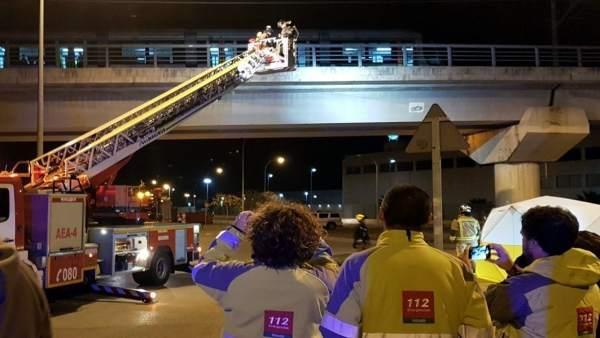 Metro De Sevilla Realiza Un Ejercicio De Simulación De Emergencias