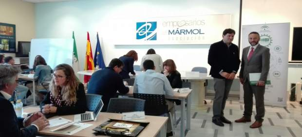[L Comunicacion.Almeria.Dgob] Nota. El Delegado De Economía Acompañó A Las Empre