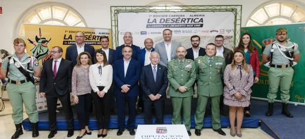 'La Desértica' Propone Retos Titánicos Para Ciclistas Y Corredores En Almería.