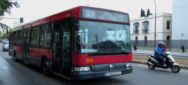 Un autobús de Tussam