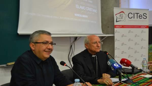 Ávila: El Obispo Presenta El Encuentro Islamo-Cristiano