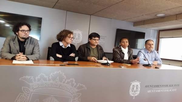 """Guanyar Alacant deixa el PSPV a soles en l'equip de Govern per un alcalde """"indigne"""" i confia a tornar quan dimitisca"""