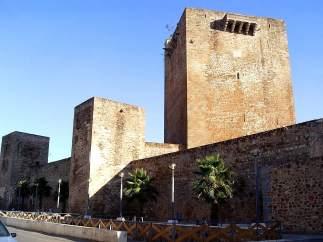 La torre del homenaje, el refugio del señor