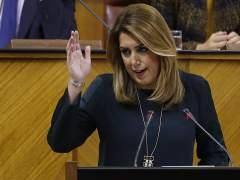 Susana Díaz, la líder mejor valorada por los andaluces, según el CIS