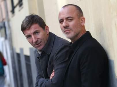 Antonio de la Torre y Javier Gutiérrez