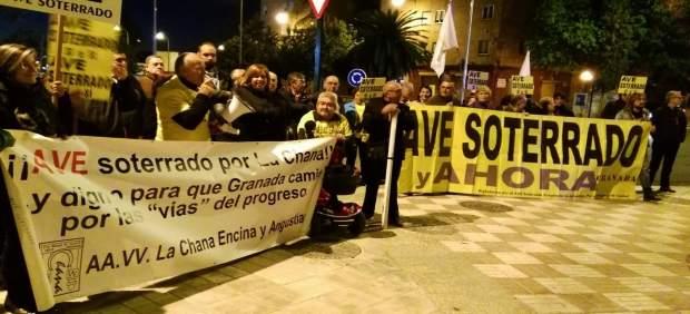 Última protesta de Marea Amarilla