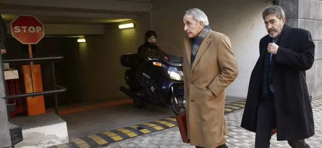 Juicio por violaciona grupal en Pamplona