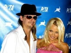 Pamela Anderson y Kid Rock