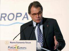 Artur Mas da por aportada la fianza de 5,2 millones de euros