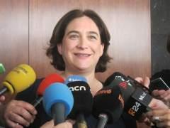 """Colau descarta que CatComú pacte con quienes defienden la """"vía unilateral o la autoritaria"""""""