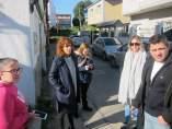 Vecinos de Chapela y Teis se concentrarán este viernes