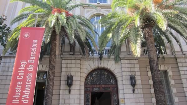 El Colegio de Abogados de Barcelona (Icab)