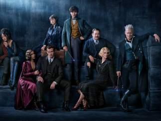 El universo Harry Potter vuelve a reinar en taquilla con 'Animales fantásticos 2'