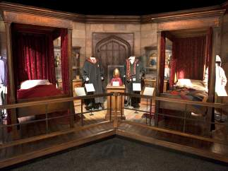 Dormitorio Gryffindor