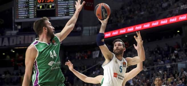 Rudy ante Musli, Madrid - Unicaja