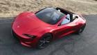 Tesla Roadster, de 0 a 100 km/h en 1,9 segundos