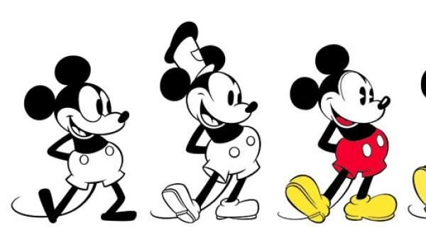 mickey mouse cumple años y se acerca a los 90 éstos son algunos