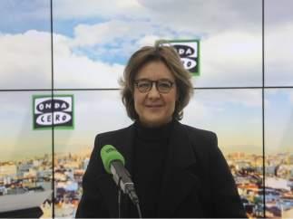 Isabel García Tejerina en entrevista en Onda Cero