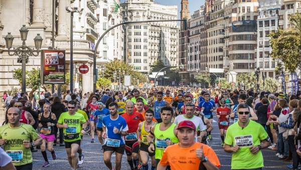 La Marató de València 2017 genera 20 milions d'euros de despesa turística